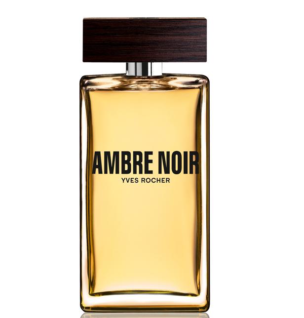 ce4672b56f Ambre noir è l'ultima fragranza maschile di casa Yves Rocher: un blend fra  il carattere intenso di Patchouli e Vetiver avvolti nella sensualità della  Fava ...